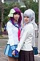 Cosplayers of Yuri Nakamura and Kanade Tachibana 20140215a.jpg