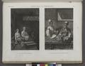 Costumes et portraits. 1. A'lmés ou danseuses publiques; 2. Santons d'Abyssinie et de Constantinople (NYPL b14212718-1268851).tiff