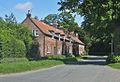 Cottages, Scampston village (geograph 3502815).jpg