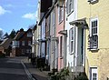Cottages in Lymington. - geograph.org.uk - 358842.jpg