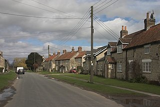 Slingsby, North Yorkshire village in United Kingdom