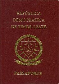 Cover of East Timorese Passport.jpg