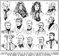Cravates - neckties etc. - Public domain illustration from Larousse du XXème siècle 1932.jpg