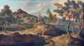 Crescenzio Onofri - Idealised landscape of the Roman Campagna.png