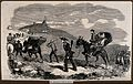 Crimean War, Russia; new ambulance transport service. Wood e Wellcome V0015377.jpg