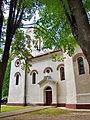 Crkva svete Trojice, Žagubica 01.JPG