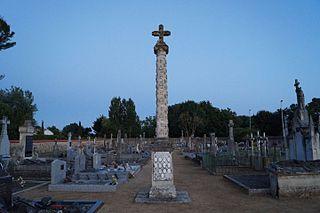 croix hosannière de La Jonchère
