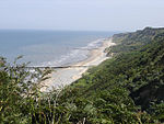 The Wash und die Küste von North Norfolk