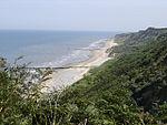 Cromer beach summer UK.JPG