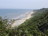 Cromer beach summer UK.JPG
