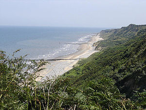 Norfolk Coast AONB - The Norfolk Coast east of Cromer