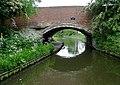 Cross Green Bridge, near Coven, Staffordshire - geograph.org.uk - 1361236.jpg