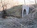 Crossing on 522 Av N of 868 Rd - E side.JPG