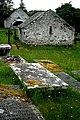 Crypts in Inishkeel graveyard, Glenties - geograph.org.uk - 1365046.jpg