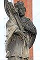 Csabrendek, Nepomuki Szent János-szobor 2021 08.jpg