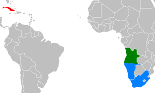 Cuban intervention in Angola