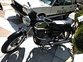 Cuerpo Nacional de Policía (España), motocicleta Sanglas 400 Eléctrica, Policía Armada, FPA 0010 (44227615564).jpg