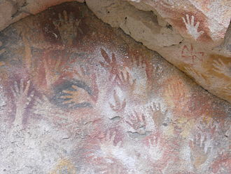 Cueva de las Manos - Image: Cuevamanos 1