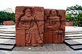 Cultural Zone of Foshan University (Marx and Copernicus).jpg