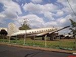 Curtiss C-46A - PP-VCE - Museu Eduardo André Matarazzo - Bebebouro - panoramio.jpg