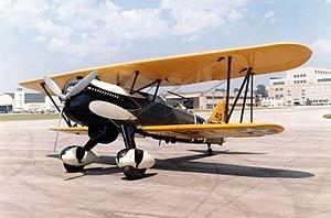 Purdue University School of Aeronautics and Astronautics - A P-6E restored by Purdue students