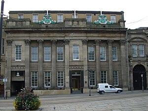 Cutlers' Hall - Cutlers' Hall.