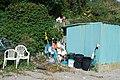 Cwt pysgotwyr - Fishermen's Hut - geograph.org.uk - 551553.jpg