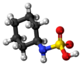 Cyclamic acid 3D ball.png