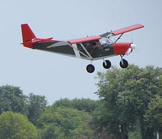 Zenith STOL CH 701 - A Czech Aircraft Works-built CH 701