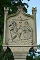 Dörzbach - Meßbach - Bildstock mit Heiliger Dreifaltigkeit - Detail.jpg