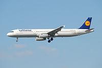 D-AIDU - A321 - Lufthansa