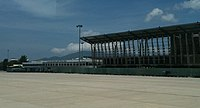 Da Nang Int'l Airport from tarmac 2.JPG
