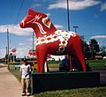 Dala horse-Grand Rapids, Minnesota-20070706.jpg