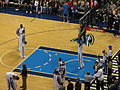 Dallas Mavericks warmup Dec 23 2008.jpg
