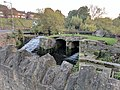 Dam And Sluices 5 Metres South West Of Pleasley Bridge, Grade II listed building, Pleasley, Mansfield.jpg