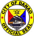 Official seal of Lakanbalen ning Danao