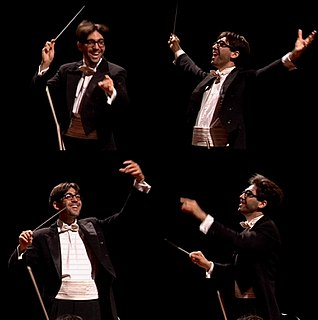Daniel Cohen (conductor) Israeli conductor