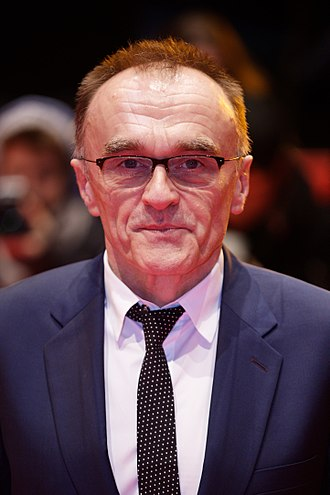 81st Academy Awards - Image: Danny Boyle Red Carpet T2 Trainspotting Berlinale 2017 02