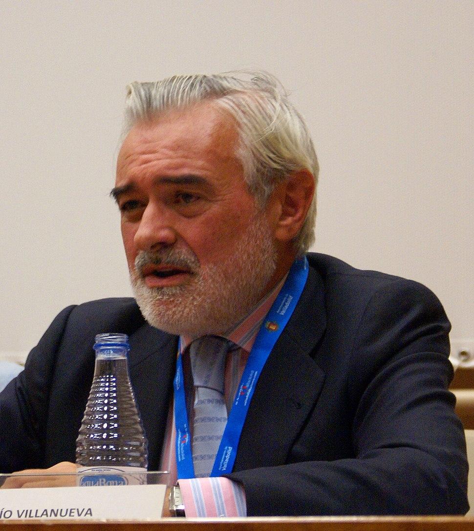 Darío Villanueva - Seminci 2011