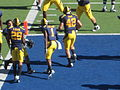 Darian Hagan scores TD at Colorado at Cal 2010-09-11 2.JPG