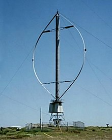 Darrieus Lift-Type Vertical-Axis Machines-Hummer Wind generators