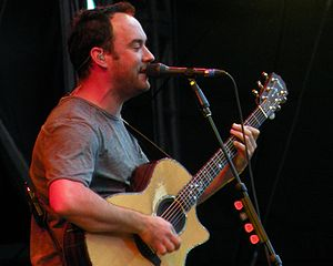 English: Dave Matthews performing in 2009