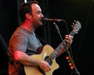 Dave Matthews - Dave Matthews performing in 2009