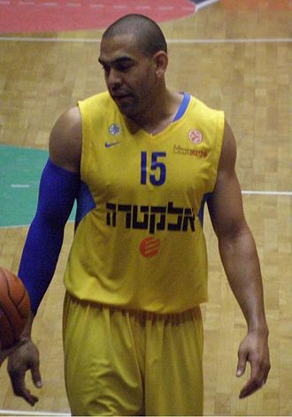 Israel national basketball team - David Blu