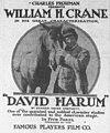 David Harum newspaper 1915.jpg