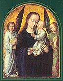 David Mary and Child with two Angels Making Music.jpg