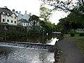 Dawlish , The Brook and Waterfall - geograph.org.uk - 1345893.jpg