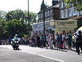 Day 66 2012 Olympic Torch Relay Penge (7628786250).jpg