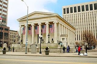 Montgomery County Historical Society historical society in Dayton, Ohio, USA