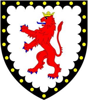 Sir Richard of Cornwall - Image: De Cornwall Arms